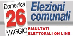Elezioni comunali 26 maggio 2019