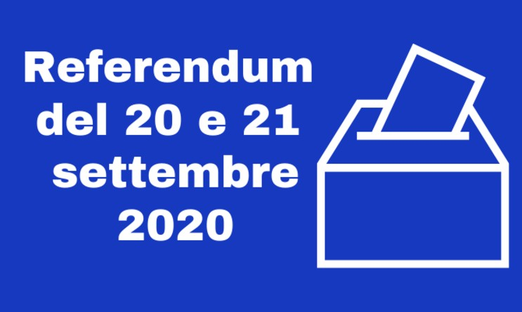 Referendum 20-21 settembre 2020