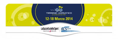 ciclismo - tirreno adriatico