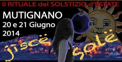 Manifestazione Mutignano