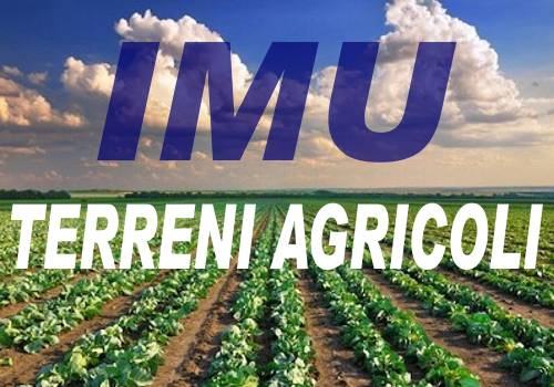 AVVISO IMPORTANTE - INFORMATIVA IMU TERRENI AGRICOLI MONTANI 2014