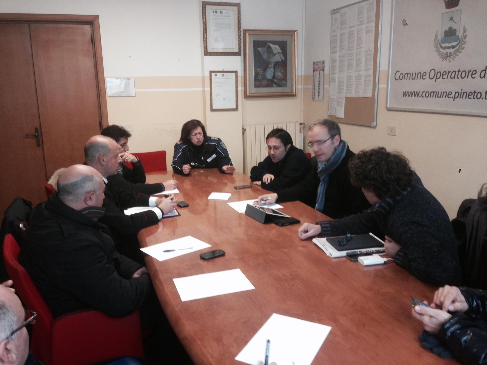 foto riunione