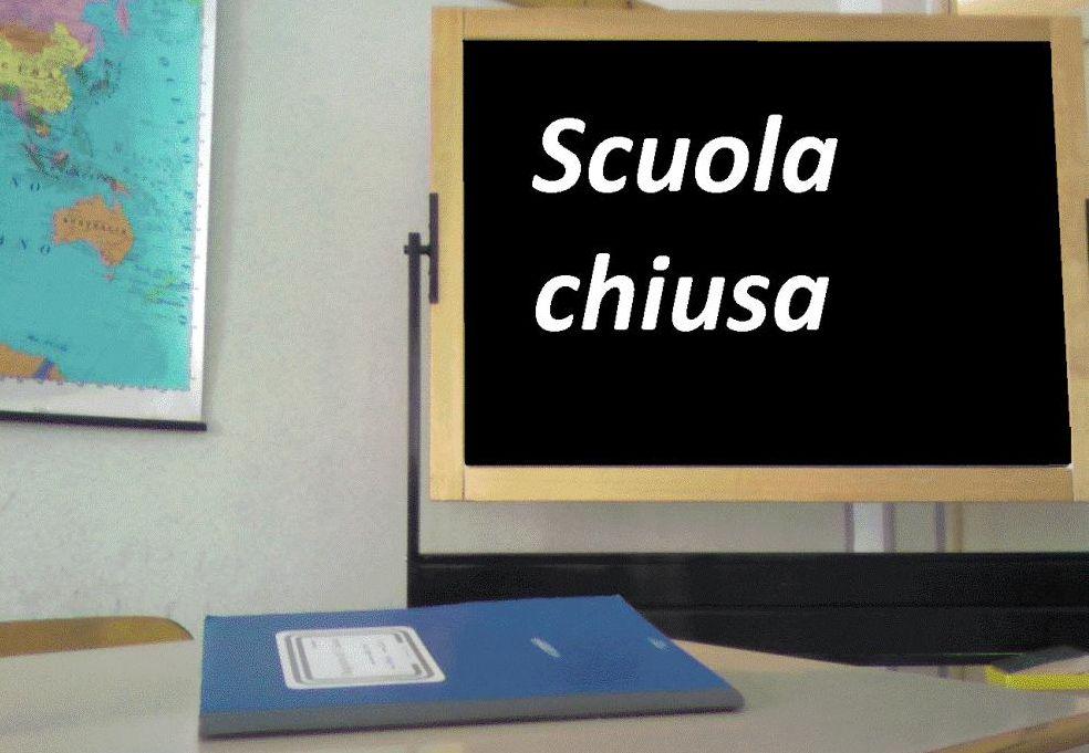 PINETO, SCUOLE CHIUSE ANCHE 18 E 19 GENNAIO