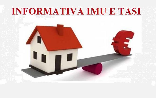 INFORMATIVA ALIQUOTE IMU E TASI 2015 - CALCOLO IUC PROVVISORIO