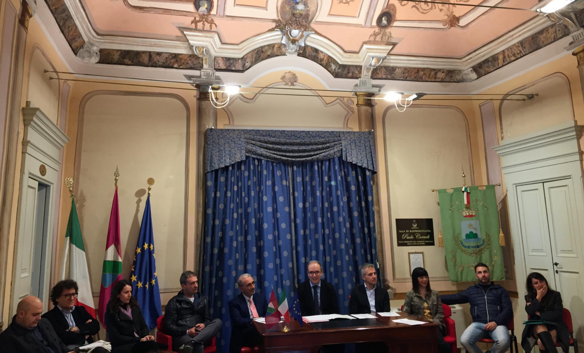 ENI/COMUNE DI PINETO, RAGGIUNTO L'ACCORDO