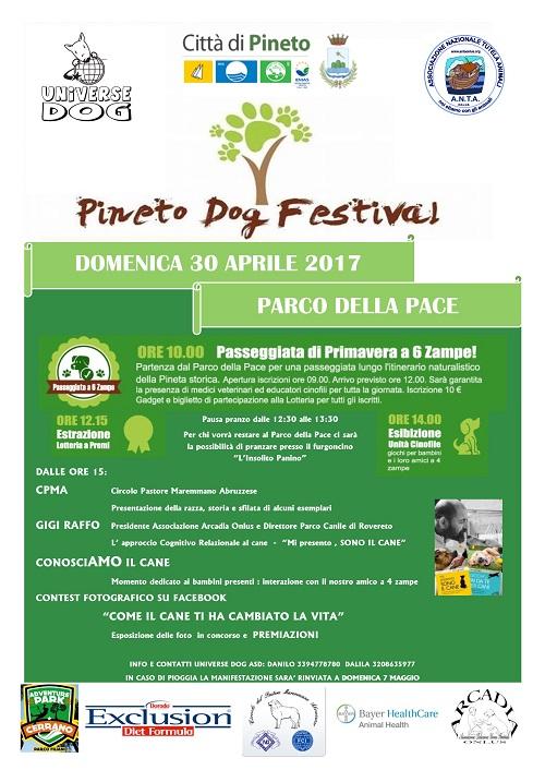 pineto dog festival 2017