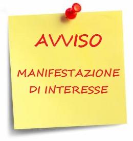 MANIFESTAZIONE DI INTERESSE