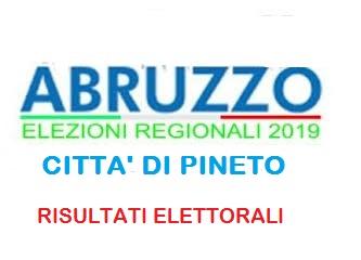 REGIONALI 2019