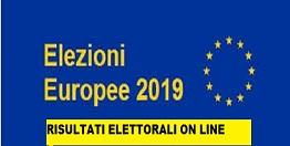 ELEZIONE DEL PARLAMNETO EUROPEO - RISULTATI ON LIN