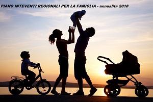 PIANO INTERVENTI REGIONALI PER LA FAMIGLIA-annuali