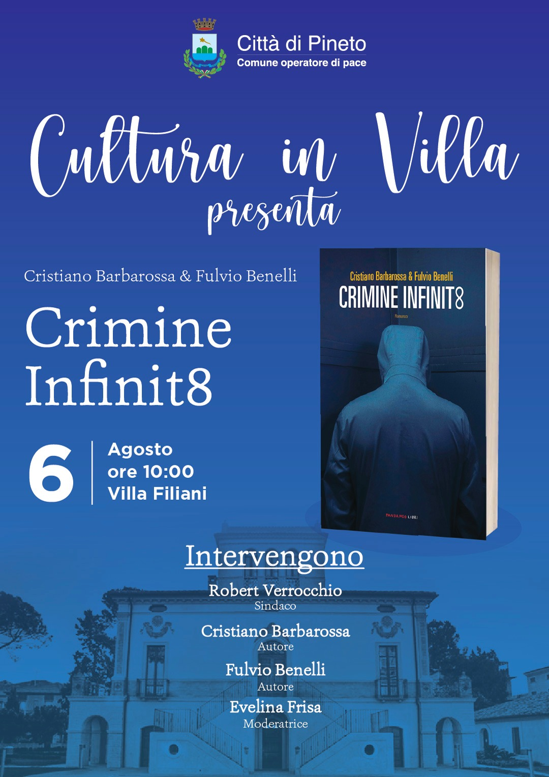 libro crimini infiniti